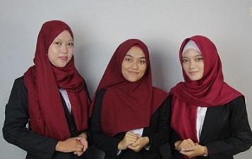 Tim UIN Jakarta Juara Lomba Debat Hukum Islam se-Indonesia