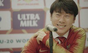 Kualifikasi Piala Asia 2023 Laga Lawan Taiwan, Pembuktian Shin Tae-yong